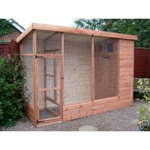 Aviaries and Aviary Panels