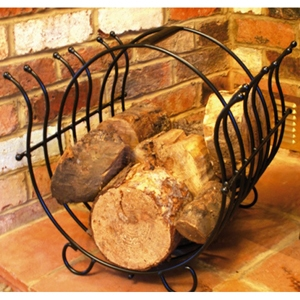 Log and Firewood Baskets