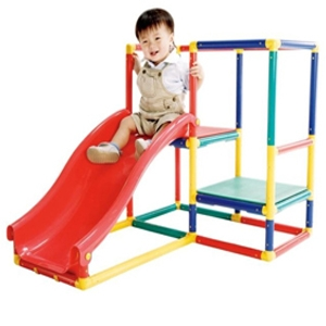 Climbing Frames, Sandpits and Slides