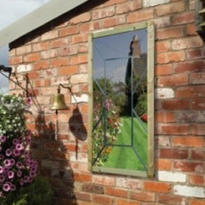 Garden Mirrors and Features