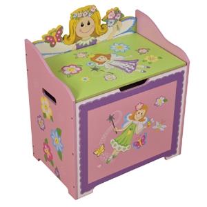 Girls Toy Storage Boxes