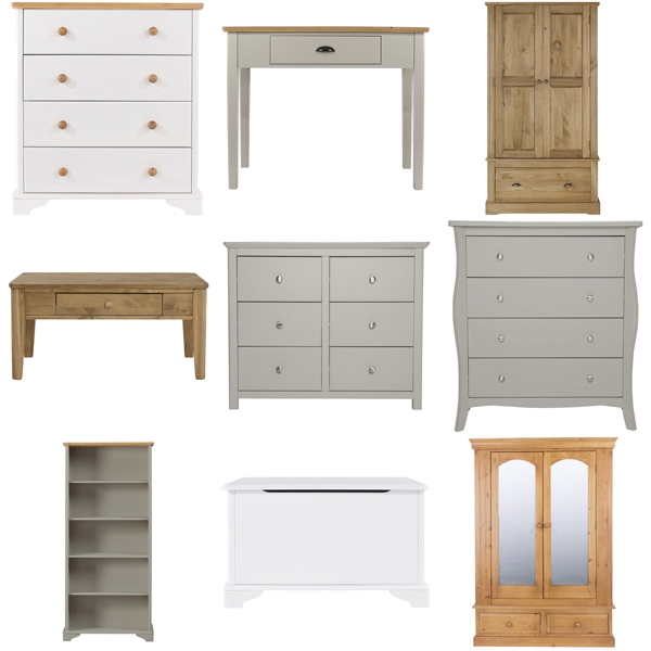 Highland Home Assembled Furniture