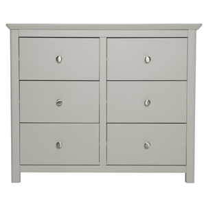 LB - Lincoln - Assembled Grey Painted Bedroom Furniture Range