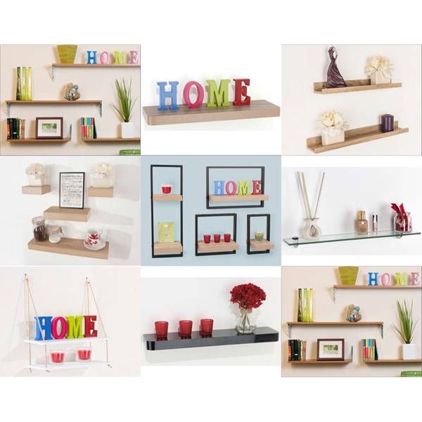Home Ideas Shelving & Storage