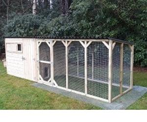 Sussex Range Chicken Houses