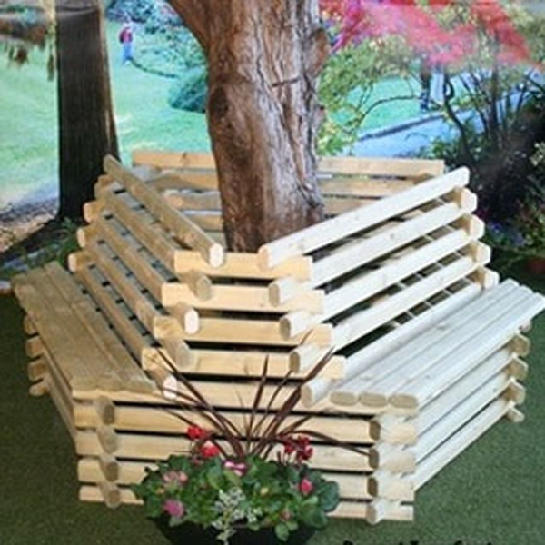 Tree Seats and Tree Benches