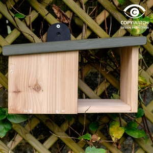Wildlife Range Of Nest Boxes