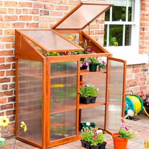 Greenhouses, Potting Sheds and Cold Frames