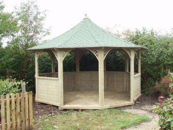 Wagner Pavilion Gazebo