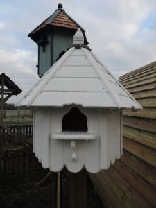 Classic Hexagonal Dovecote Small