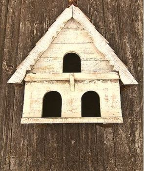 Two Tier Birdhouse (Medium Hole)