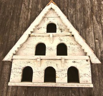 Three Tier Dovecote (Large Hole)
