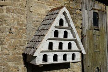 Four Tier Birdhouse (Small hole)