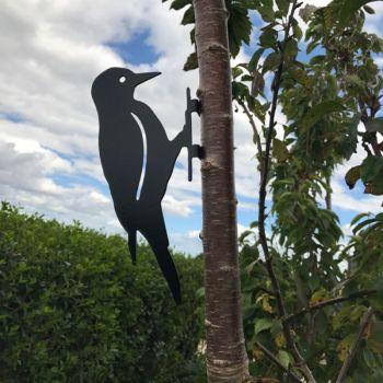 Woodpecker Fence Topper