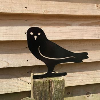 Owl Fence Topper