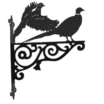 Pheasant Ornamental Hanging Bracket