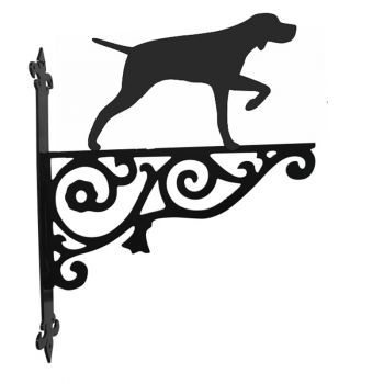 Pointer Ornamental Hanging Bracket