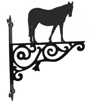 Pony Ornamental Hanging Bracket