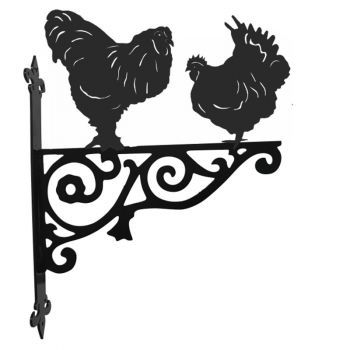 Poultry Ornamental Hanging Bracket