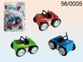 Plastic Car - Flip Buggy