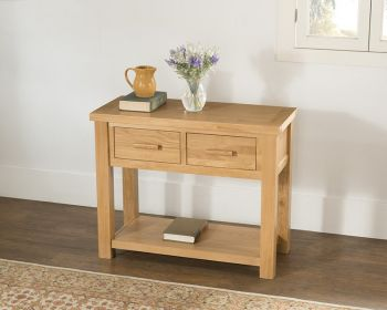 Sienna Large Console Table