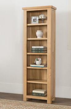Sienna Slim Bookcase