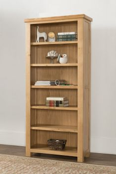 Sienna Large Bookcase