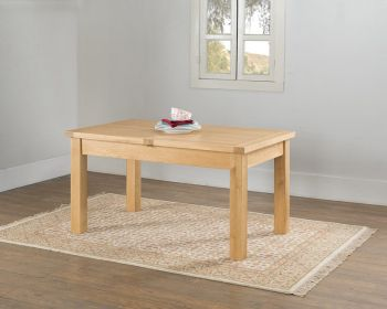 Sienna 150 x 90 Butterfly Extension Table