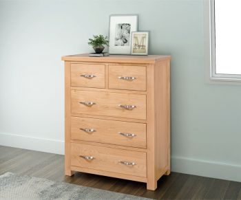 Sienna 2 Over 3 Chest of Drawers