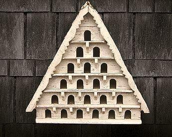 Six Tier Birdhouse (Small hole)