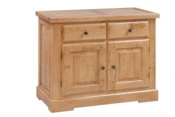 Rome Sideboard with 2 Doors & 2 Drawers