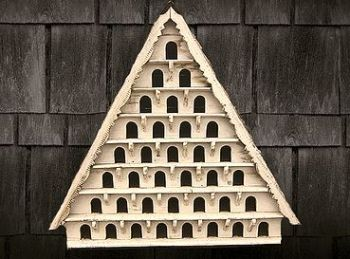 Eight Tier Birdhouse (Small Hole)