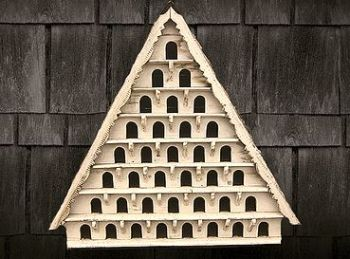 Eight Tier Dovecote (Large Hole)