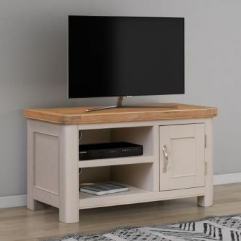 Bologna Painted Small TV Unit