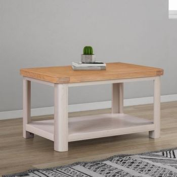 Bologna Painted Standard Coffee Table