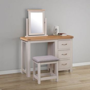 Bologna Painted Dressing Table Set