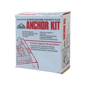 Metal Shed Anchor Kit