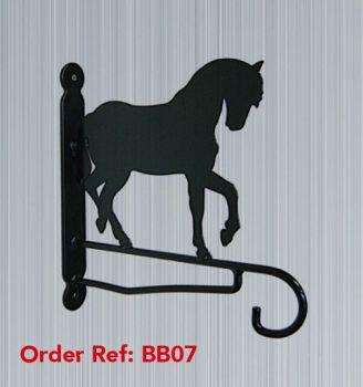 Horse Feature Bracket