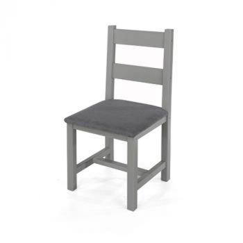 Perth Pair of Dining Chairs with Padded Seat