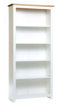 Capri Tall Bookcase