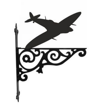 Spitfire Decorative Scroll Hanging Bracket