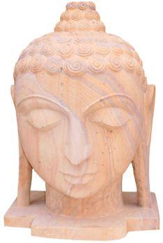 Eastern Stone - Buddha Head (550kg)