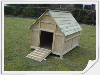Extended Goose House