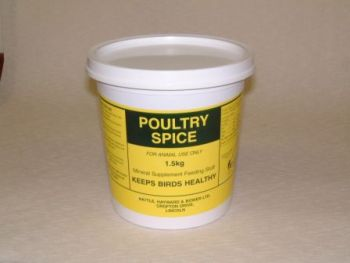 Poultry spice 1.5kg