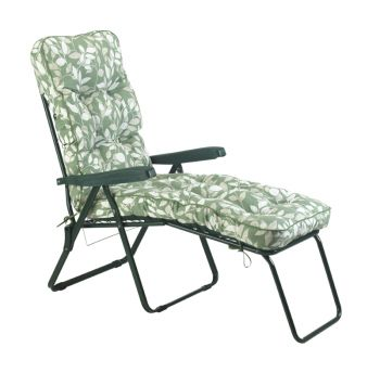 Deluxe Cotswold Leaf Lounger