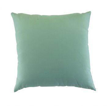 "Scatter Cushion 18"" x 18"" Misty Jade Outdoor Garden Furniture Cushion"