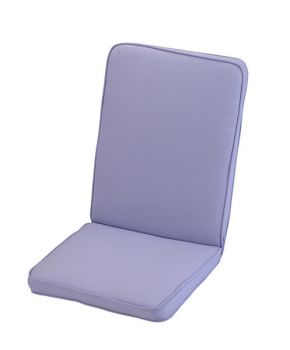 Purple Heather Low Recliner Cushion
