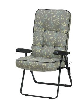Deluxe Recliner Country Teal