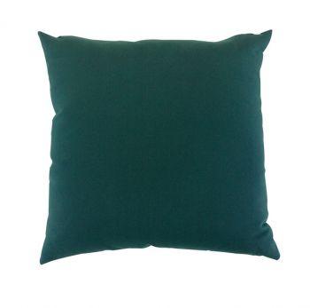 "Scatter Cushion 18"" x 18"" Green Outdoor Garden Furniture Cushion"