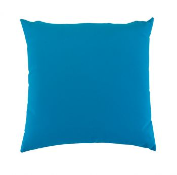 """Scatter Cushion 18"""" x 18"""" Turquoise Outdoor Garden Furniture Cushion"""